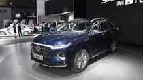 Ngắm Hyundai Santa Fe 2019 bản dành cho thị trường Trung Quốc, 'quá chất'!