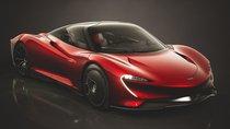 Lộ diện bộ ba mẫu thiết kế hoàn toàn mới của siêu xe McLaren Speedtail