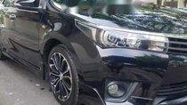 Cần bán gấp Toyota Corolla altis năm 2014, màu đen