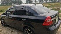 Cần bán xe Daewoo Gentra đời 2009, màu đen, nhập khẩu nguyên chiếc