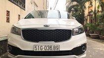 Cần bán gấp Kia Sedona năm 2016, màu trắng xe gia đình