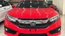 Bán Honda Civic 1.5L Vtec Turbo sản xuất năm 2017, màu đỏ, nhập khẩu