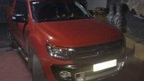 Cần bán gấp Ford Ranger 2.2 Wildtrak đời 2014, màu đỏ, giá tốt