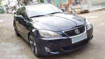 Cần bán lại xe Lexus IS 2006, màu xanh lam, nhập khẩu