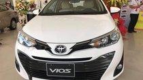 Cần bán Toyota Vios E đời 2019, màu trắng