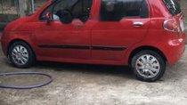 Cần bán xe Daewoo Matiz SE năm sản xuất 2007, màu đỏ, nhập khẩu nguyên chiếc