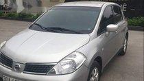 Cần bán xe Nissan Tiida đời 2008, màu bạc, xe nhập, 280 triệu