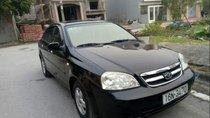 Cần bán lại xe Daewoo Lacetti năm sản xuất 2010, màu đen chính chủ, 250 triệu