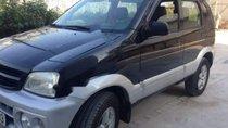 Cần bán lại xe Daihatsu Terios sản xuất năm 2005, màu đen