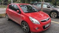 Cần bán Hyundai i20 AT 2010, màu đỏ chính chủ, 335 triệu