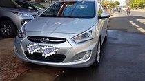 Cần bán xe Hyundai Accent 1.4 MT năm 2014, màu bạc, nhập khẩu