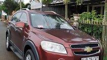Cần bán Chevrolet Captiva năm sản xuất 2007, màu đỏ, nhập khẩu nguyên chiếc