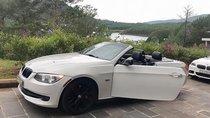 Cần bán lại xe BMW 3 Series 335i Convertible LCI 2011, màu trắng, nhập khẩu nguyên chiếc