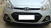 Bán Hyundai Grand i10 sản xuất năm 2014, màu bạc, nhập khẩu