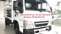 Bán xe tải Mitsubishi Fuso 2,1 tấn Vũng Tàu, xe tải Nhật Bản siêu bền
