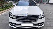 Cần bán Mercedes S450 L Luxury sản xuất năm 2018, màu trắng, nhập khẩu