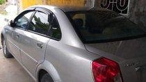 Bán Daewoo Lacetti 2009, màu bạc, nhập khẩu xe gia đình