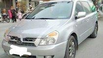 Cần bán Kia Carnival đời 2009, màu bạc, xe chính chủ rất đẹp