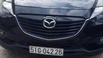 Bán xe Mazda CX 9 đời 2014, màu đen còn mới