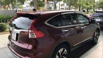 Cần bán xe Honda CR V sản xuất 2016, màu đỏ, nhập khẩu