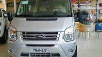 Bán Ford Transit sản xuất năm 2018, màu bạc, giá tốt
