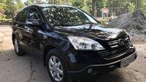Bán chiếc Honda CRV số tự động, màu đen, bảo dưỡng định kì, đăng kiểm đầy đủ