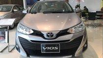 Bán Toyota Vios năm sản xuất 2018, màu bạc, giá chỉ 509 triệu