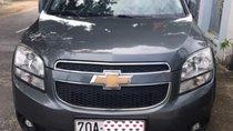 Chính chủ bán xe Chevrolet Orlando năm 2012, màu xám, nhập khẩu
