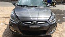 Cần bán gấp Hyundai Accent năm sản xuất 2011, màu xám, xe mình ít chạy