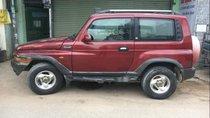 Chính chủ bán xe Ssangyong Korando năm 2002, màu đỏ