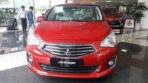 Bán Mitsubishi Attrage MT sản xuất năm 2019, màu đỏ, nhập khẩu, giá 376tr