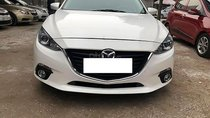Bán xe Mazda 3 1.5 AT đời 2015, màu trắng giá cạnh tranh