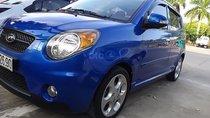 Cần bán Kia Morning SLX 1.0 AT sản xuất 2008, màu xanh lam, nhập khẩu