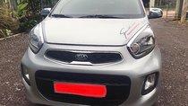 Cần bán lại xe Kia Morning 2015, màu bạc, giá tốt
