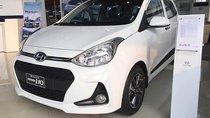 Bán Hyundai Grand i10 1.2 AT đời 2018, màu trắng