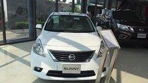 Bán Nissan Sunny 1.5 XL sản xuất 2018, màu trắng, giá 418 triệu