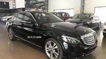 Bán xe Mercedes C250 cũ đời 2018 màu đen như mới chạy 7737 km giá rẻ