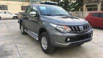 Cần bán Mitsubishi Triton AT, màu xám (ghi), xe nhập, giá tốt, góp 80%, liên hệ Đông Anh 0931911444