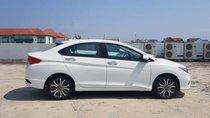 Cần bán xe Honda City 1.5TOP 2018, màu trắng