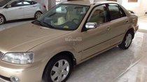 Chính chủ bán xe Ford Laser MT sản xuất 2004, màu vàng, nhập khẩu