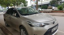 Cần bán lại xe Toyota Vios MT sản xuất năm 2015 số sàn, giá tốt