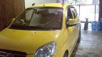 Bán ô tô Kia Morning AT đời 2009, màu vàng, xe nhập