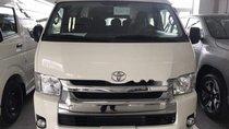 Bán Toyota Hiace đời 2018, màu trắng, nhập khẩu
