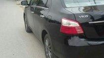 Bán Toyota Vios E đời 2013, màu đen