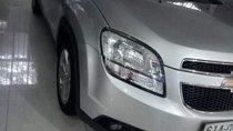 Bán xe Chevrolet Orlando đời 2013, màu bạc