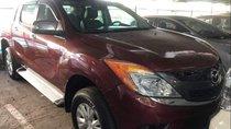 Cần bán lại xe Mazda BT 50 năm 2015, màu đỏ, nhập khẩu, giá chỉ 510 triệu