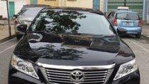 Cần bán xe Toyota Camry 2.5 AT sản xuất năm 2013, màu đen