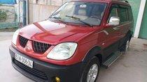 Bán ô tô Mitsubishi Jolie đời 2005, màu đỏ