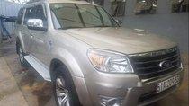 Bán gấp Ford Everest sản xuất 2011, xe gia đình chạy, không kinh doanh