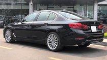 Cần bán BMW 530i Luxury Line G30 đời 2018, màu đen, nhập khẩu